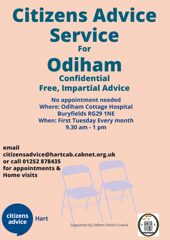 Need advice? This free service is  available every month.